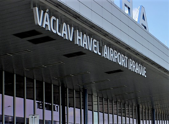 airport vaclav havel prague