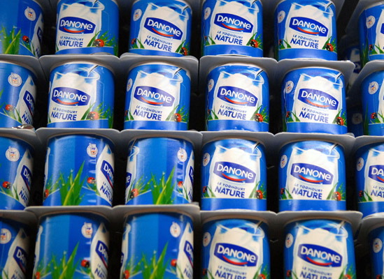 danone products