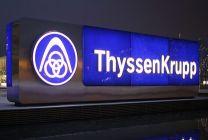 Strata nemeckého koncernu Thyssenkrupp sa v 3. kvartáli zmiernila