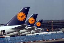 Čistý zisk leteckej spoločnosti Lufthansa v 3. kvartáli klesol o 10 %