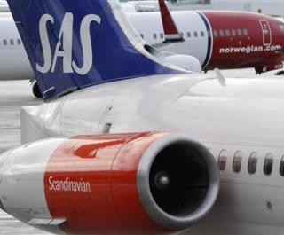 Zisk aerolínií SAS v 3. kvartáli klesol, výsledky ovplyvnil štrajk pilotov