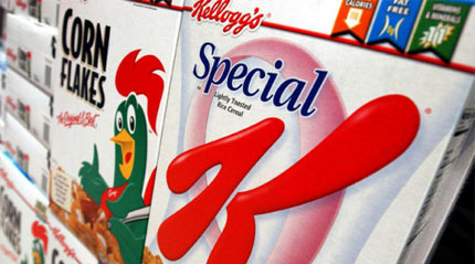 kelloggs products